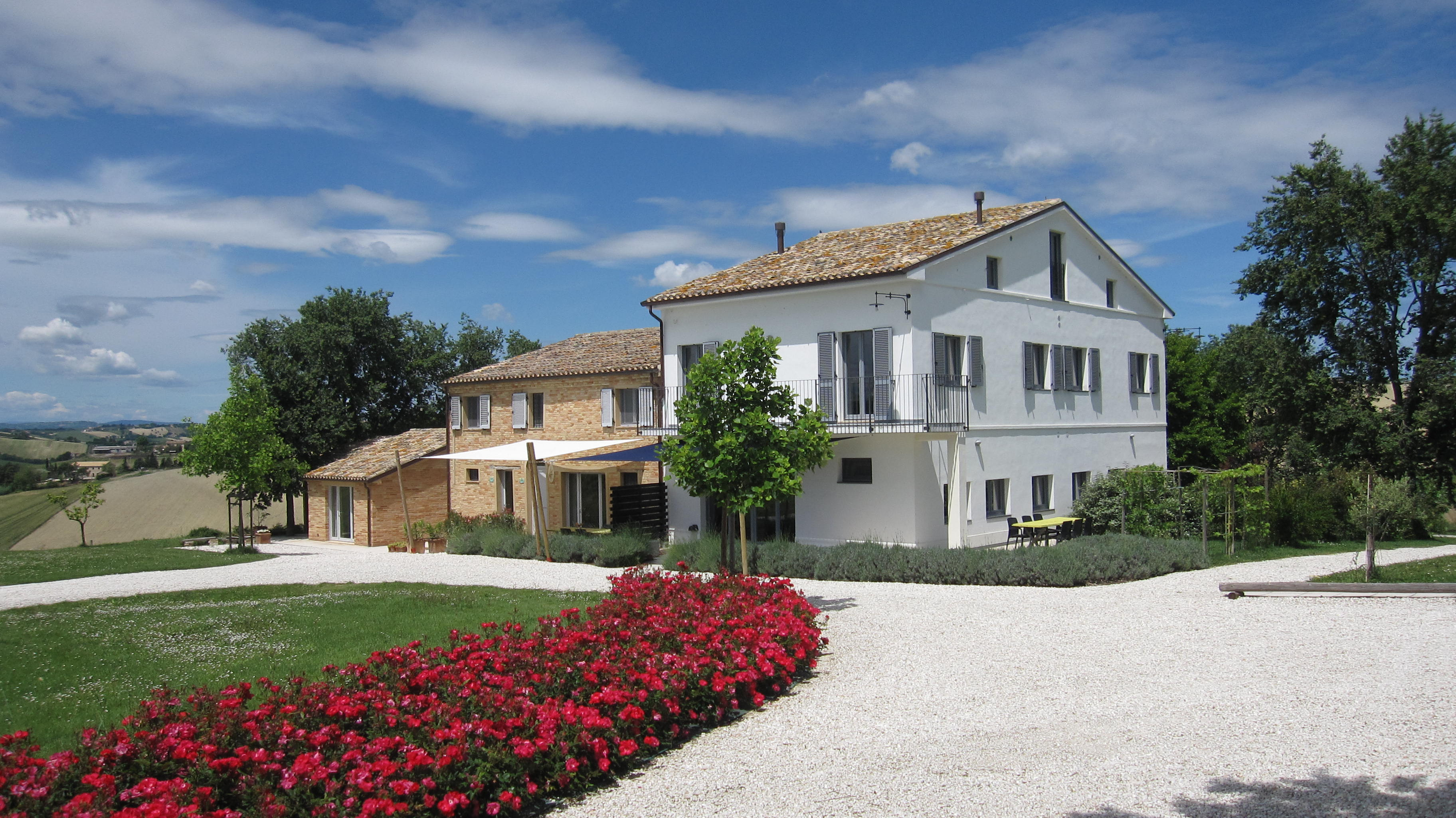 Farmhouse/Accommodation with 8 bedrooms