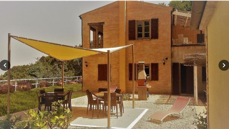 Casale per affitti in vendita a Ripatransone nelle Marche