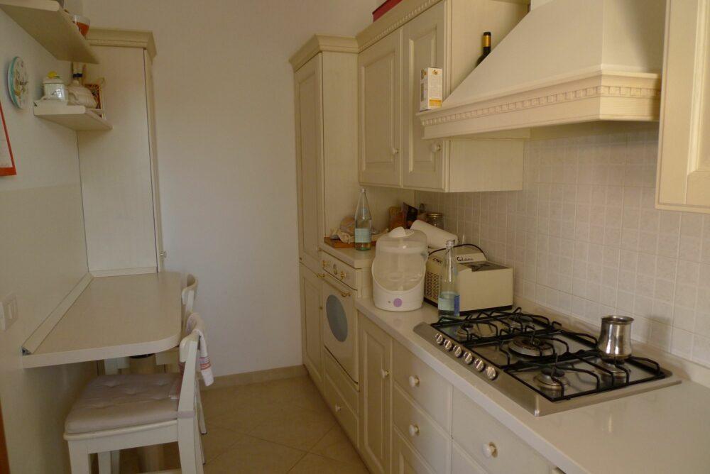 Appartamento con 3 camere, 2 bagni, a 5 minuti a piedi dal mare