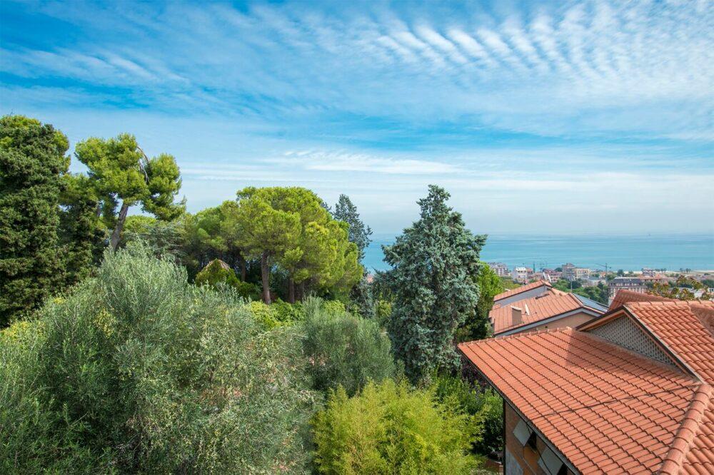 Villa a Porto Sant'Elpidio con vista mare!