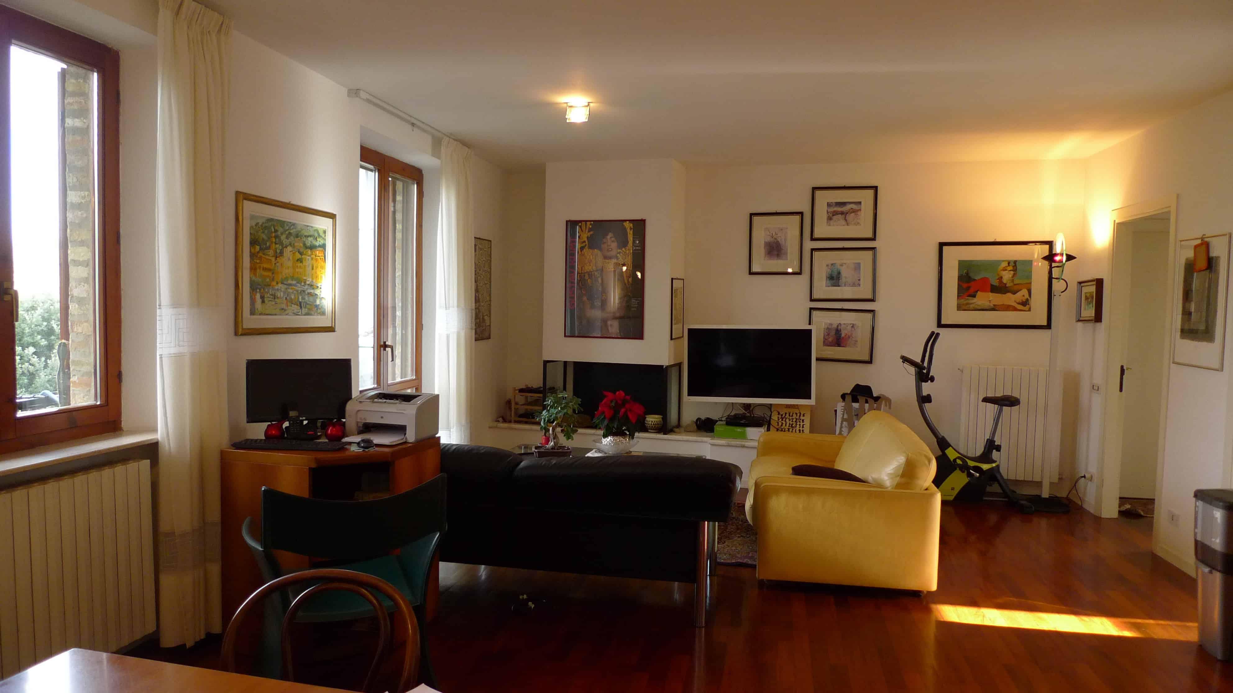 Appartamento a Lapedona, a soli 10 minuti dal mare