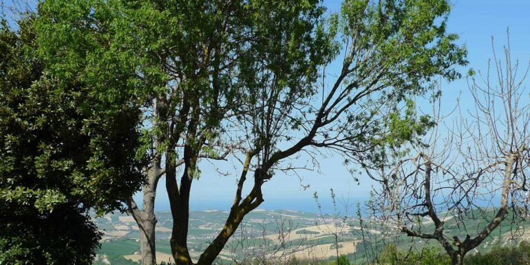 Vista mare-Casale Monterubbiano
