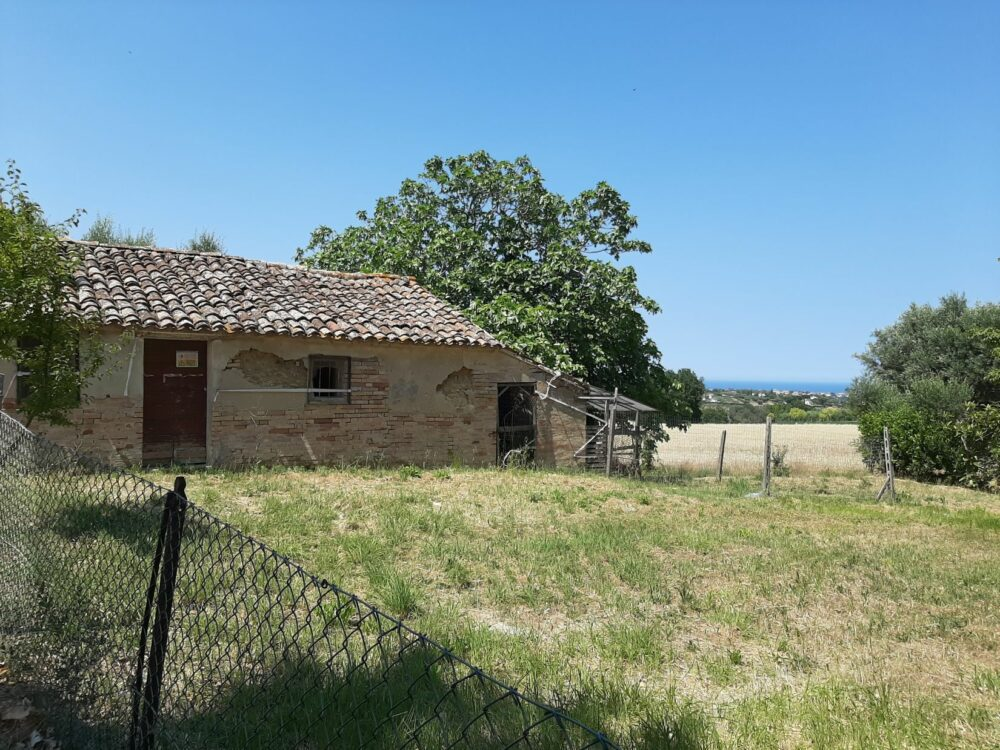 Property with sea view in Sant'Elpidio a Mare